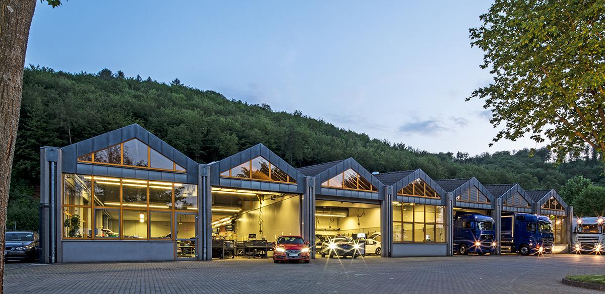 Kfz-Firmenschulung im bbz Arnsberg