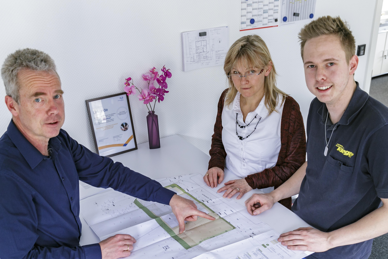 Mit dem Dualen Studium im bbz Arnsberg werden die Träume von Nico Rieger wahr!