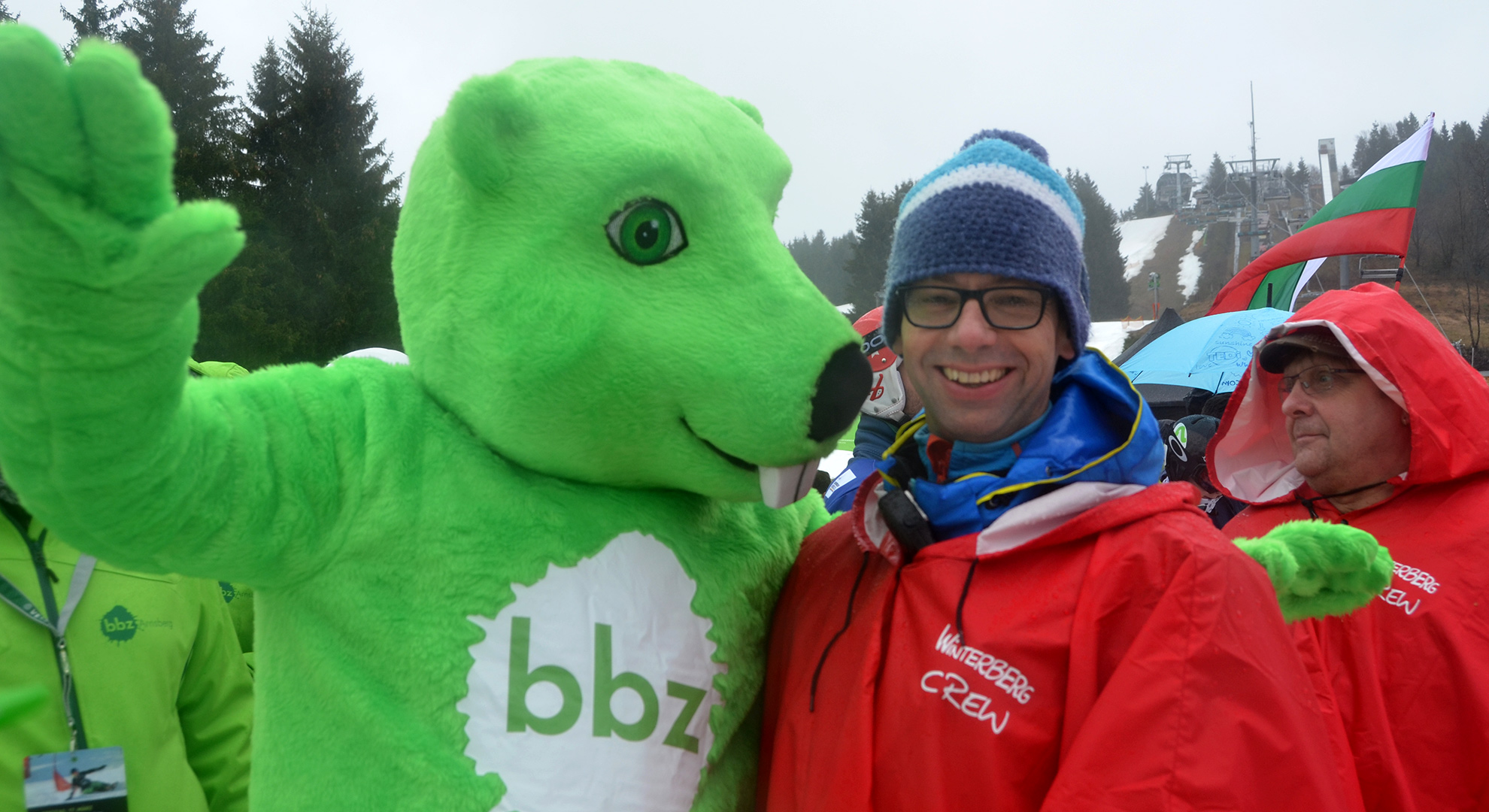 Snowboard-Weltcup in Winterberg