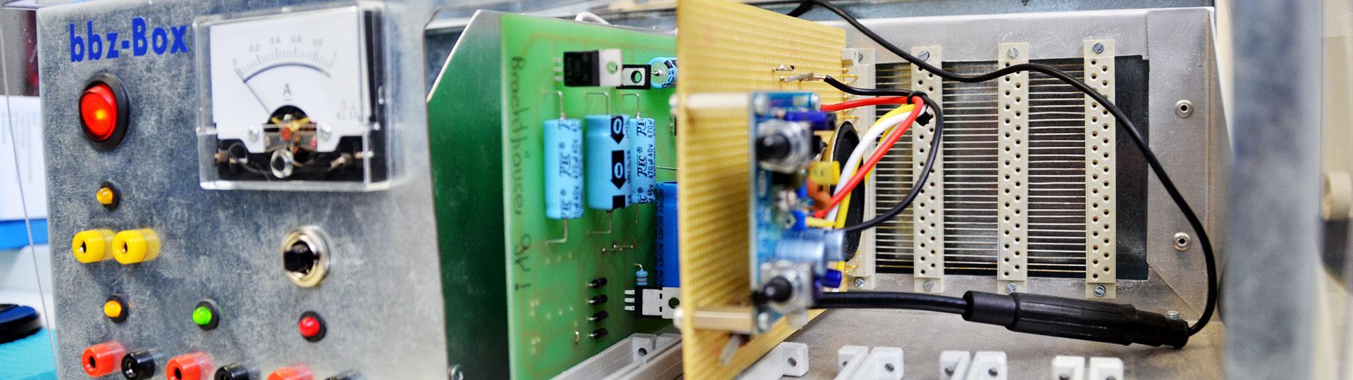 Weiterbildung Elektrotechnik im bbz Arnsberg