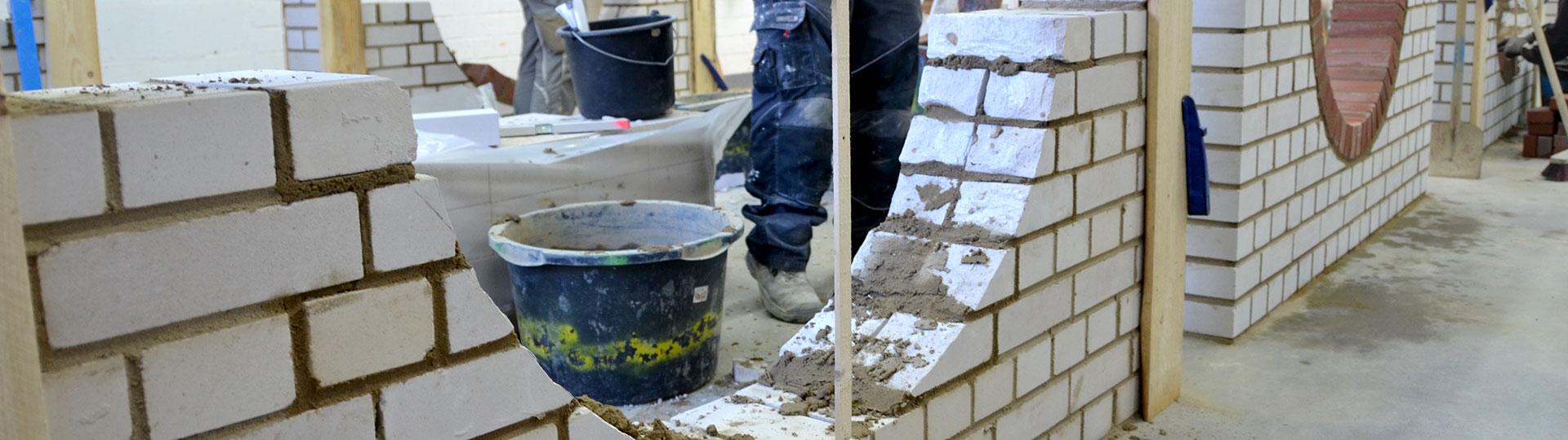 Weiterbildung Maurer und Betonbauer