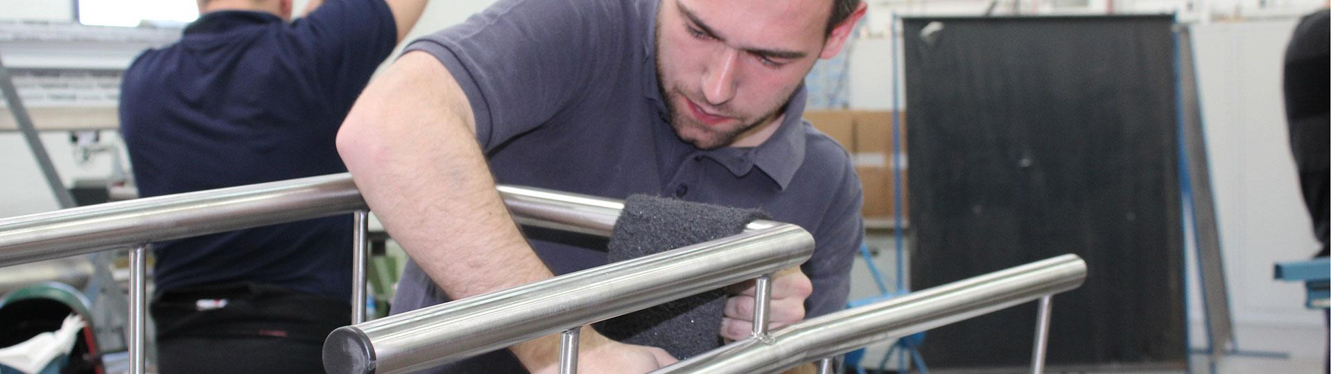 Weiterbildung Metalltechnik