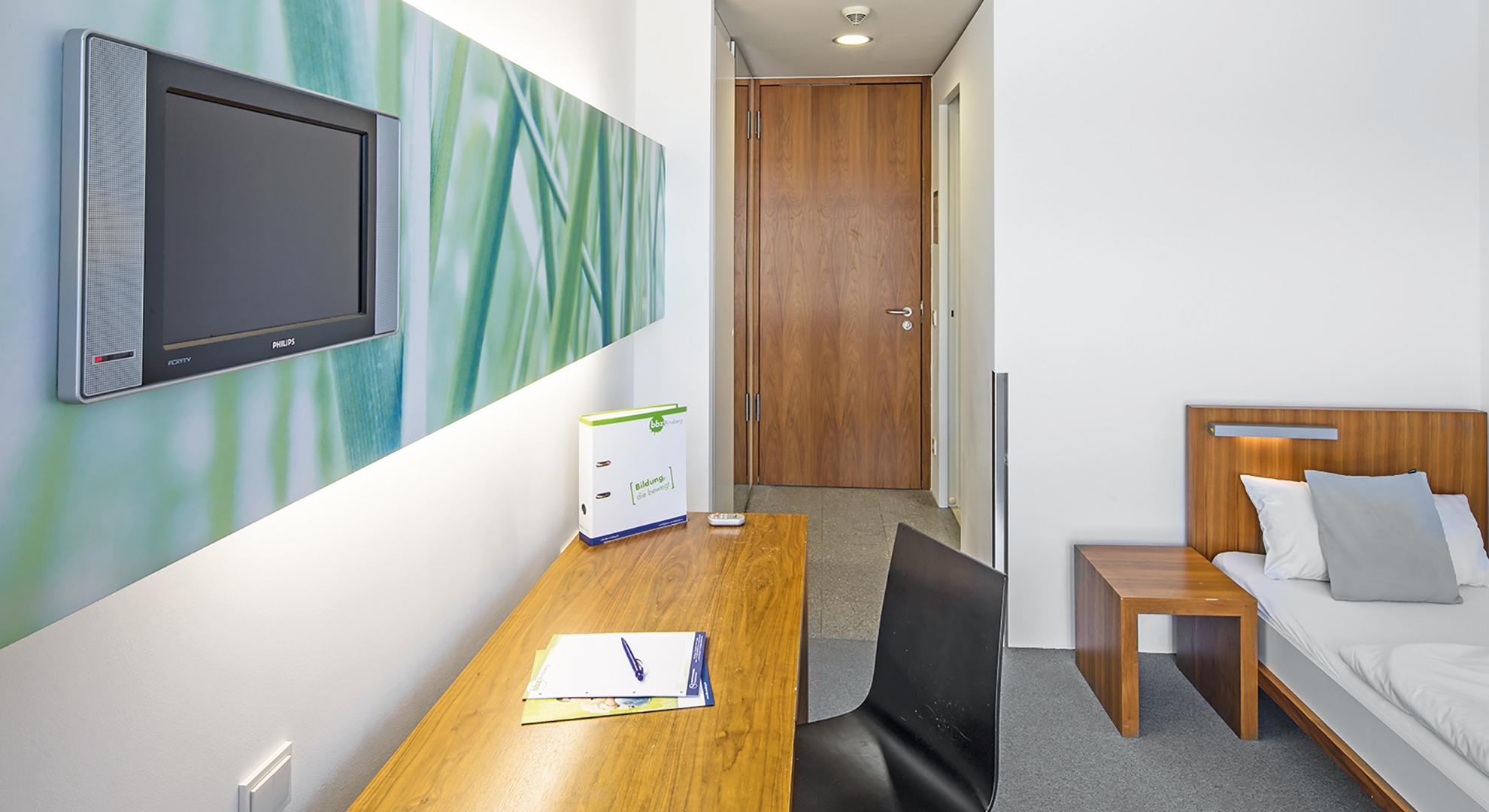 Internats-Zimmer