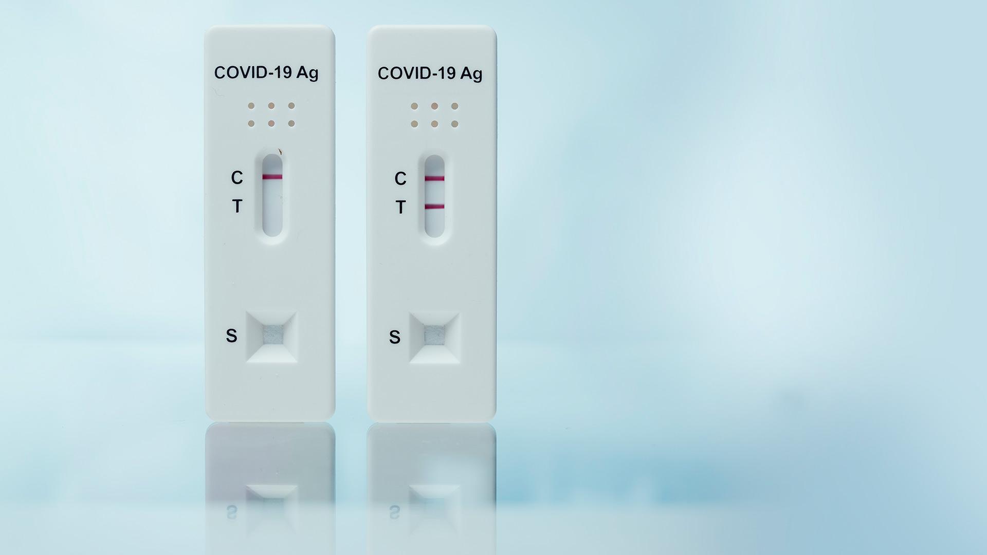 Corona-Tests im bbz Arnsberg